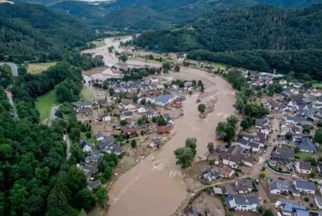 德国摩泽尔葡萄酒产区遭遇特大洪水