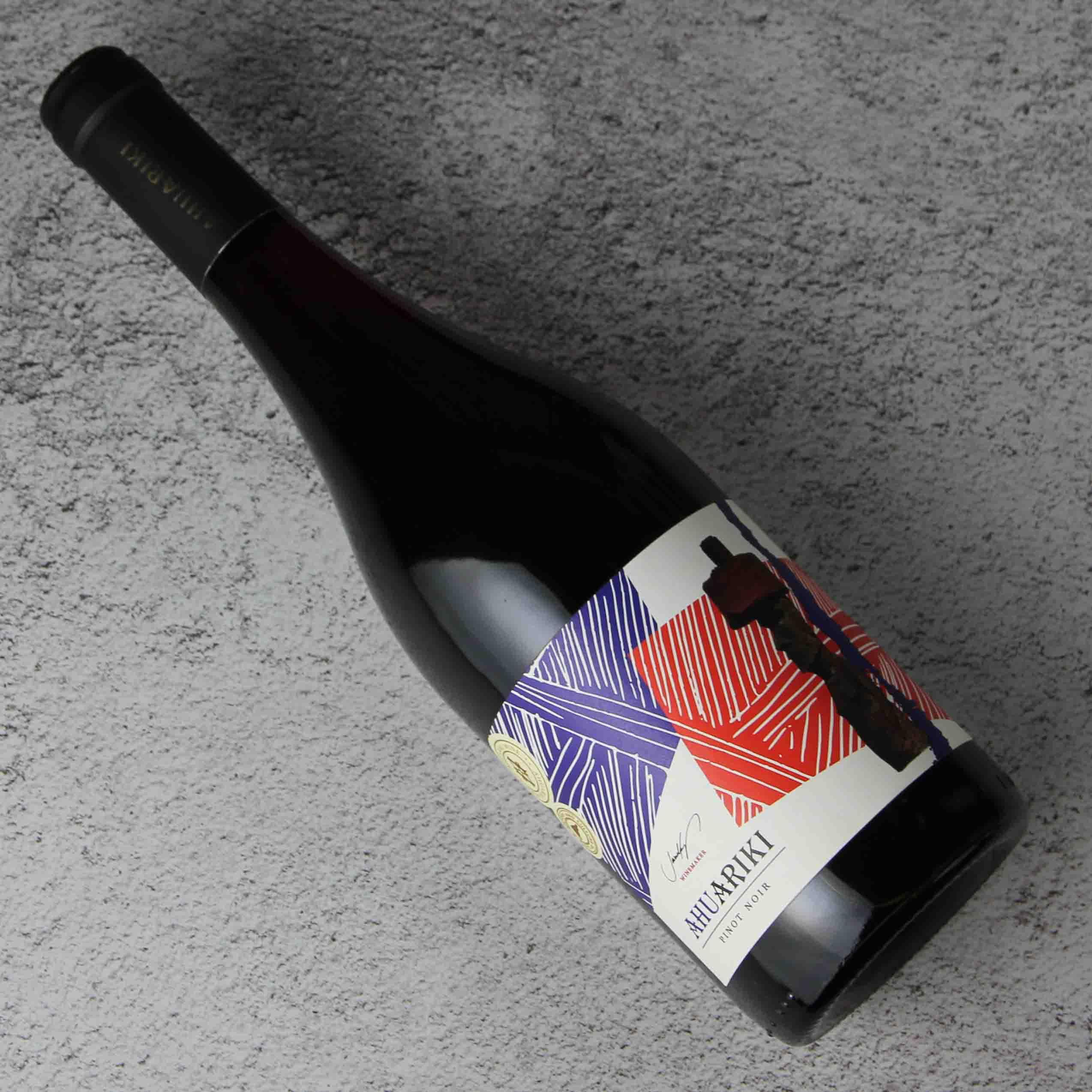 智利中央山谷酋长酒庄灰皮诺干红葡萄酒