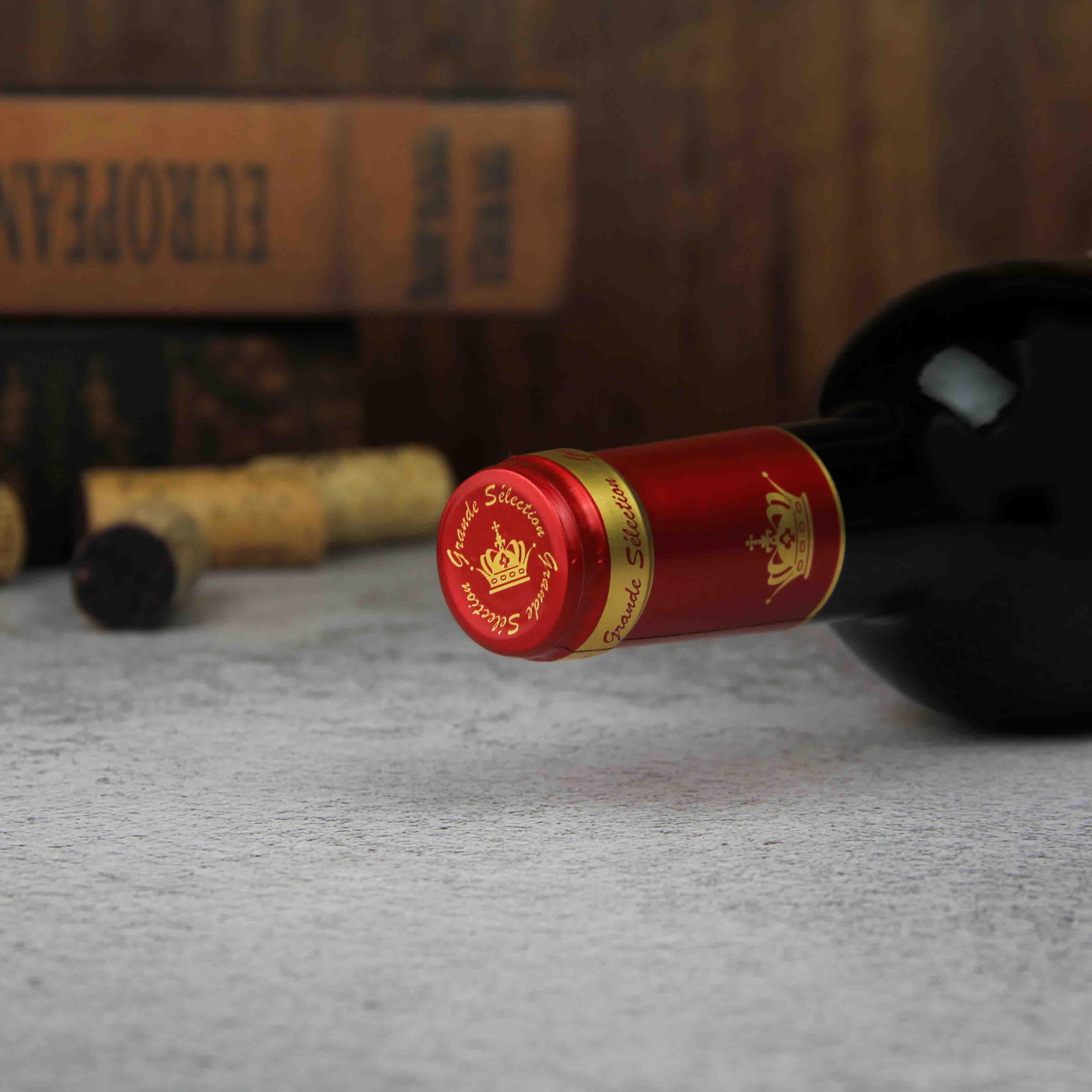 法国新侯爵红葡萄酒