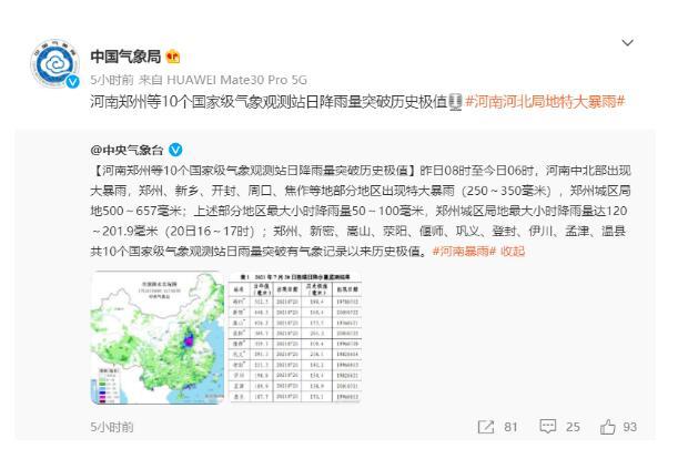 暴雨之中郑州酒商说…我们能为他们做什么?|微酿观察