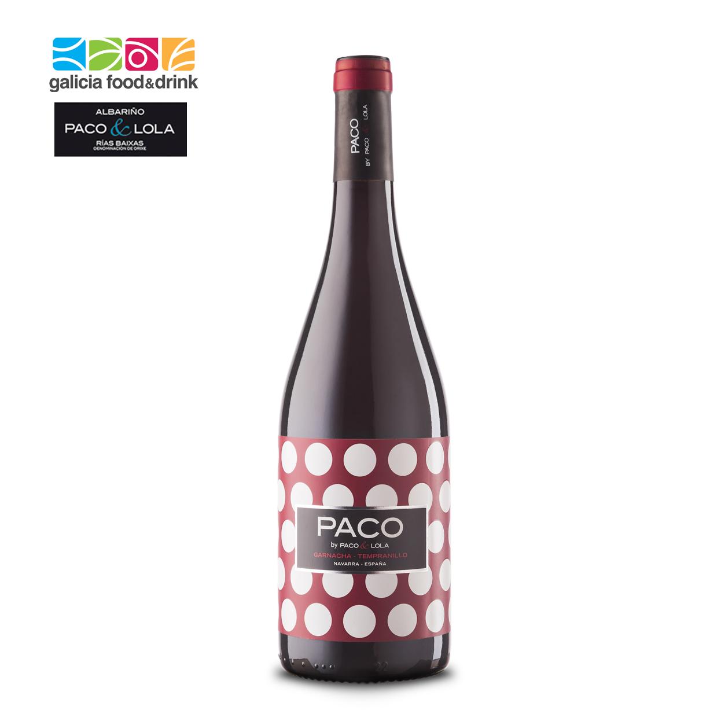 西班牙纳瓦拉帕科与萝拉歌海娜丹魄干白葡萄酒