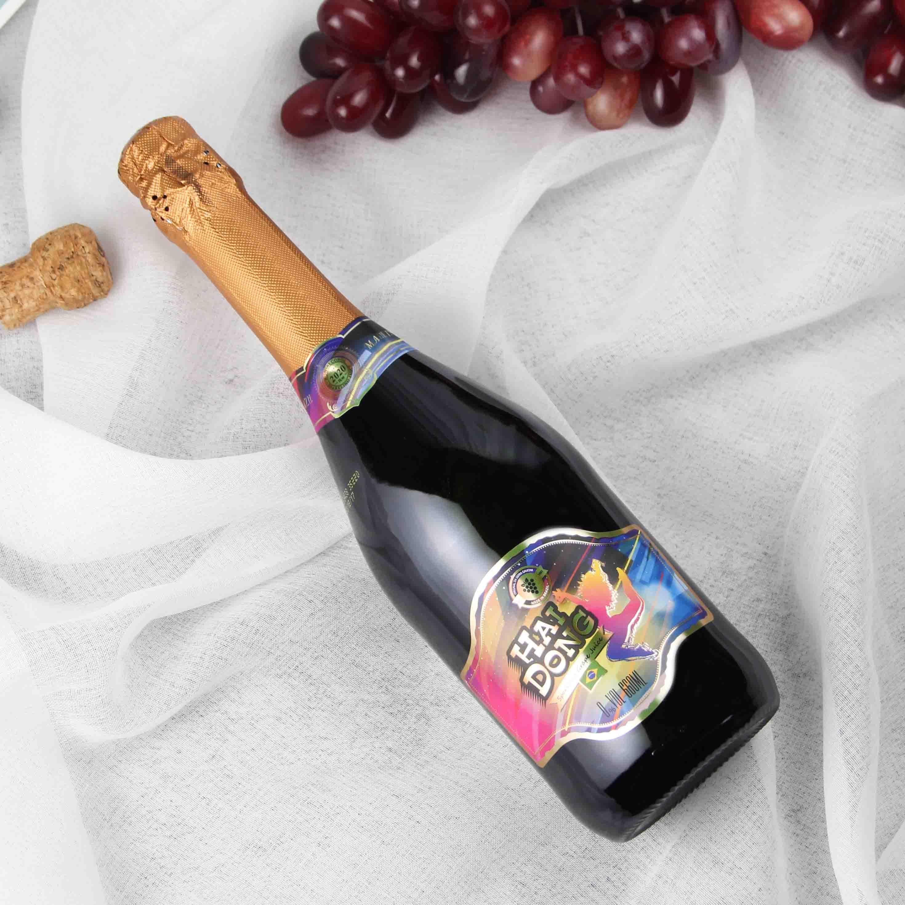 巴西高桥山谷嗨动起泡酒红葡萄汁