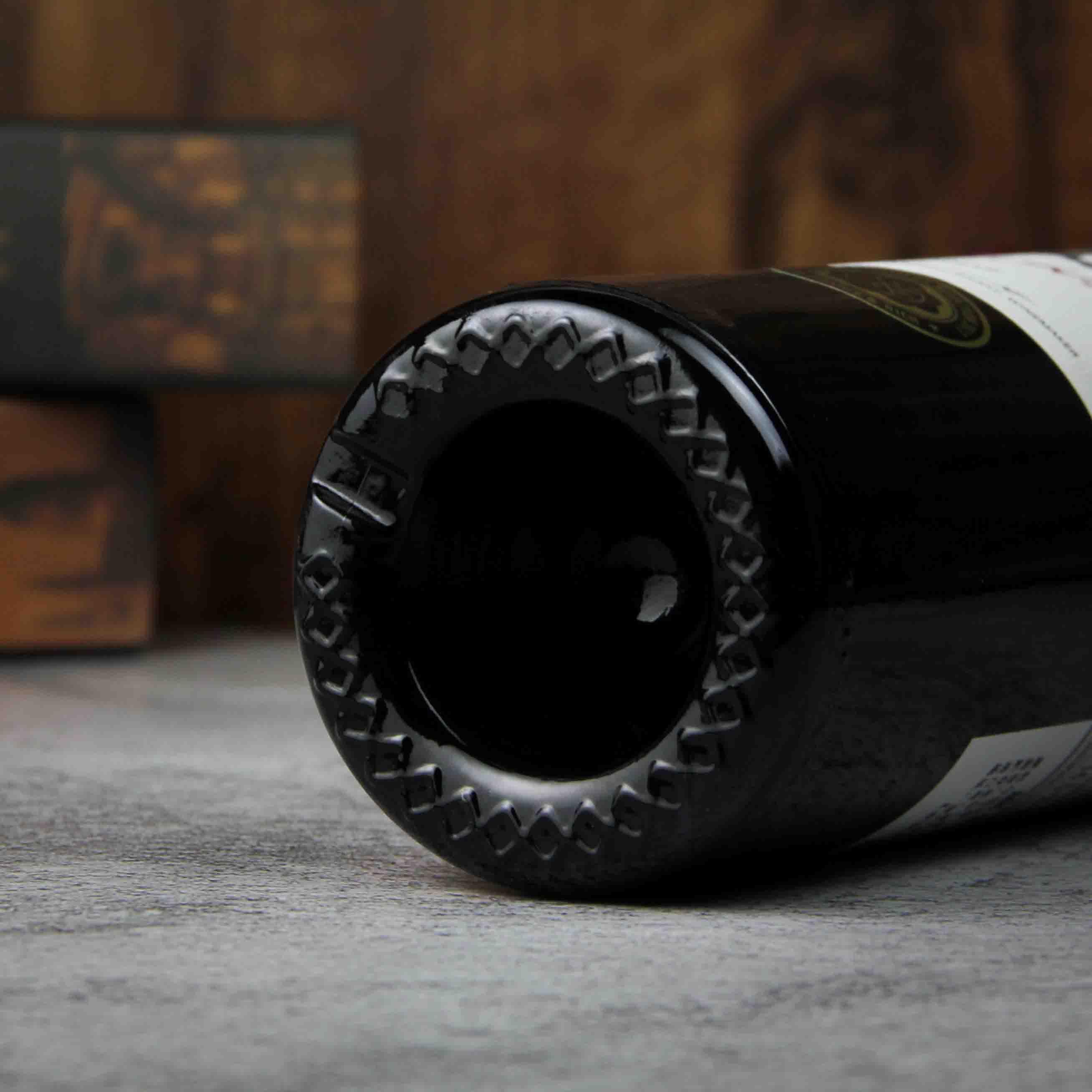 南非西开普旗岩黑马旗舰色拉子干红葡萄酒红酒