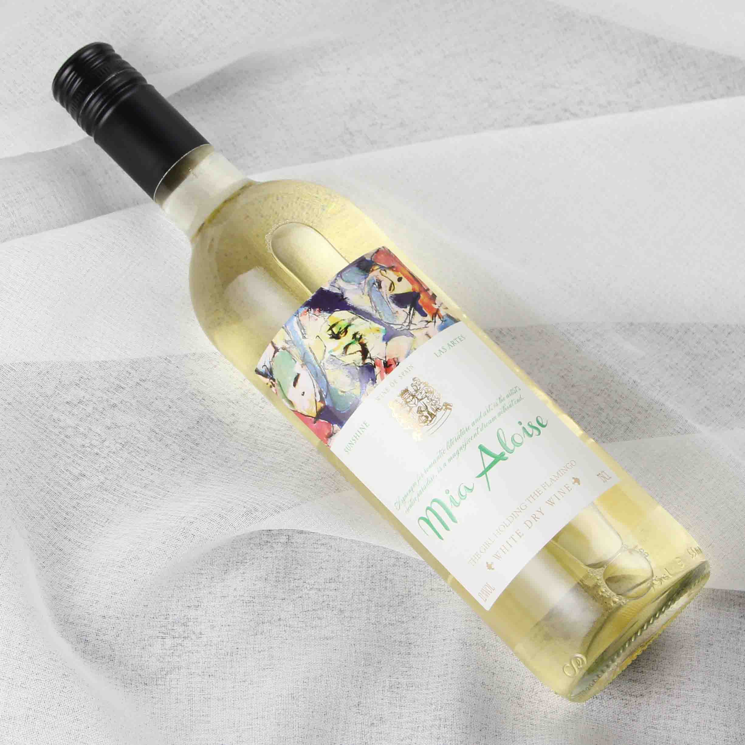 西班牙米雅爱丽丝干白葡萄酒