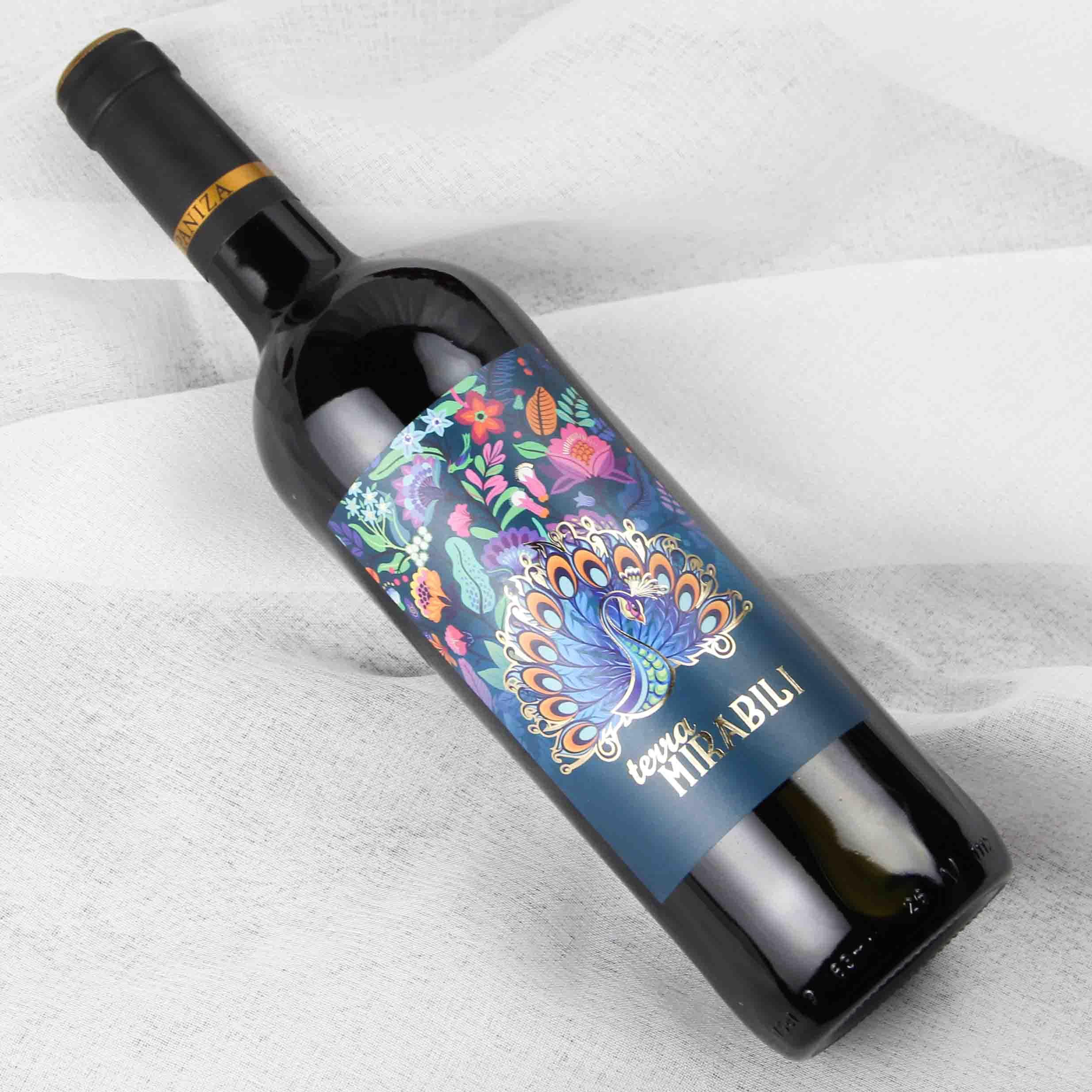 西班牙仙静添帕尼优干红葡萄酒