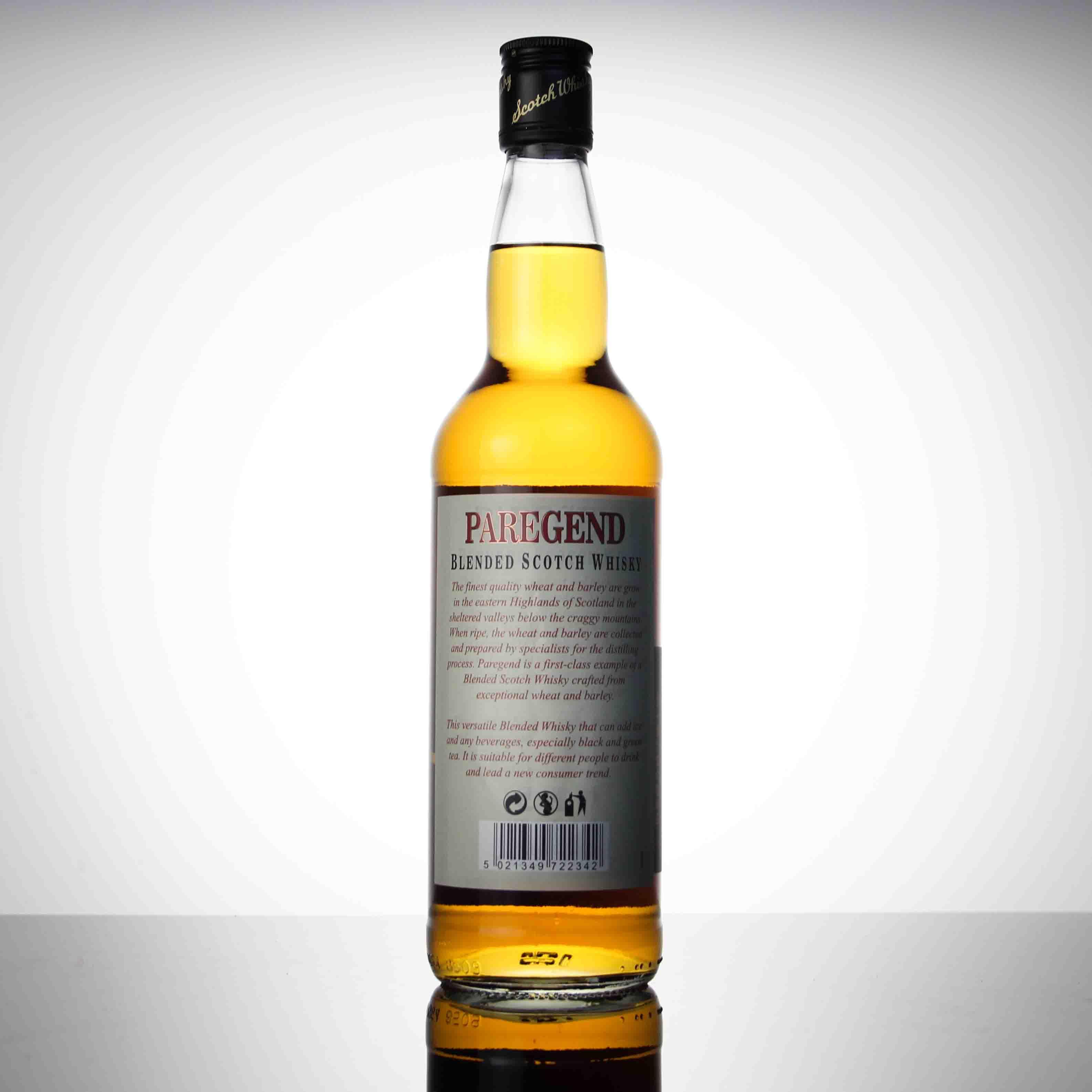 英国伯莱爵苏格兰经典皇家威士忌700ml