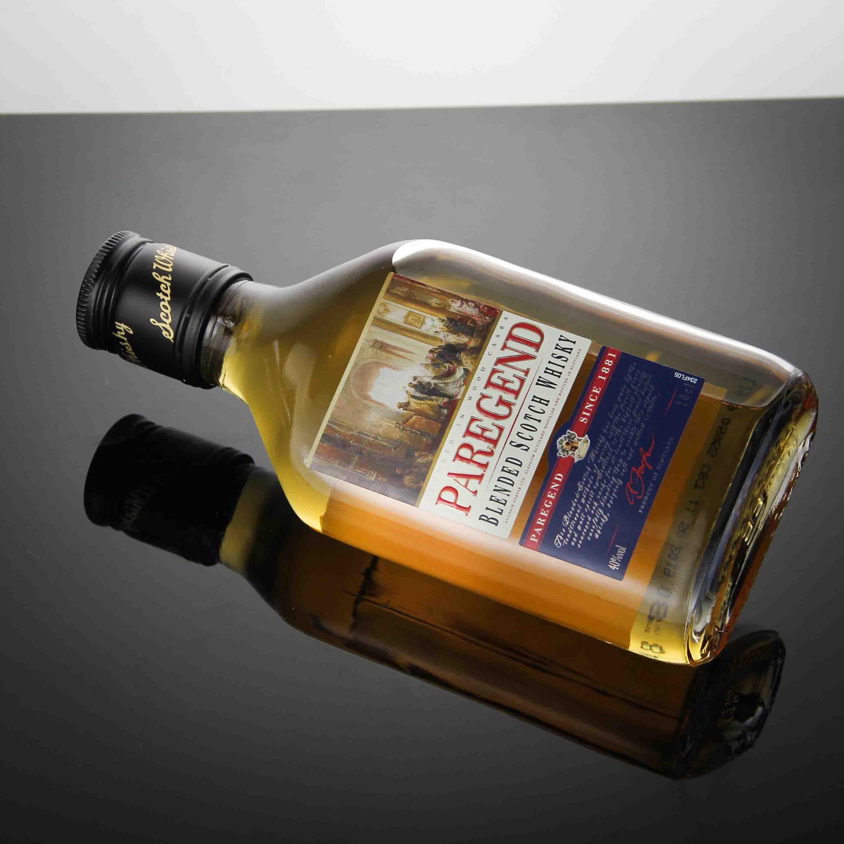 英国伯莱爵苏格兰经典皇家威士忌200ml
