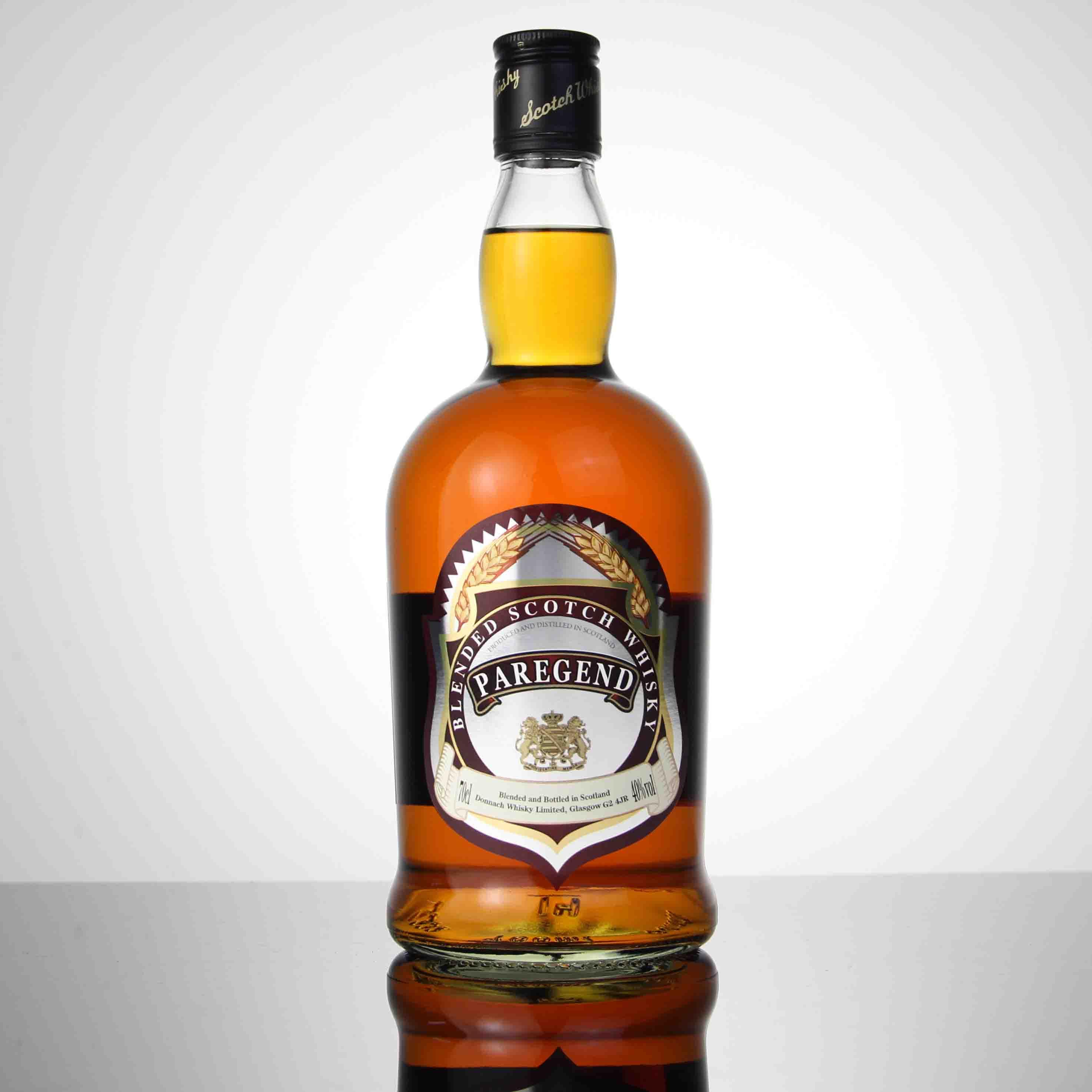 英国伯莱爵苏格兰经典威士忌