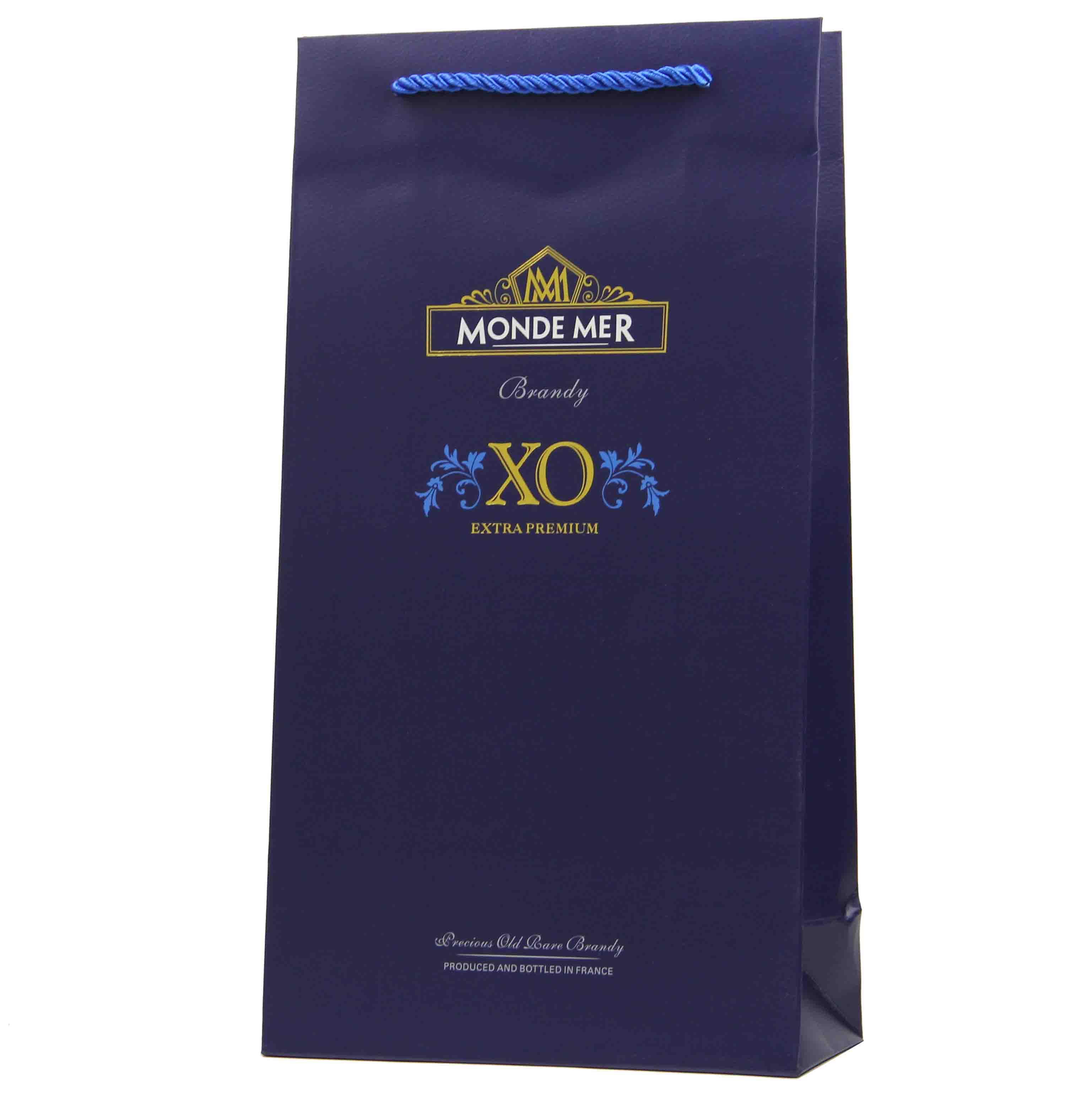 法国蔓玛经典蓝标白兰地XO(700ml)