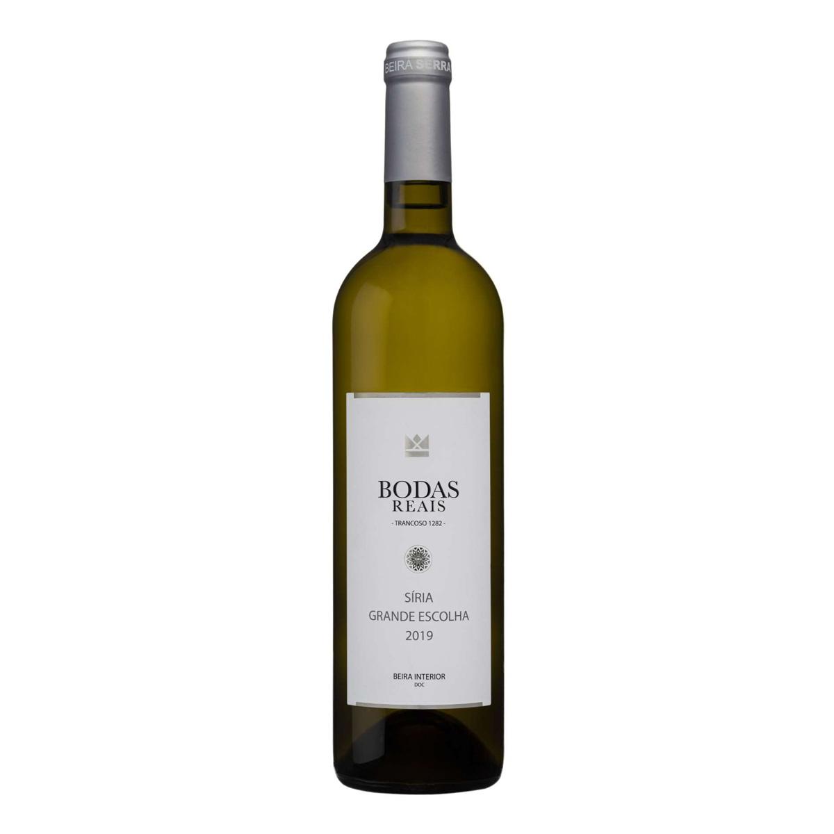 """葡萄牙Bodas Reais Síria Branco Grande Escolha """"Bodas Reais"""" Great Choice DOC 干白葡萄酒"""