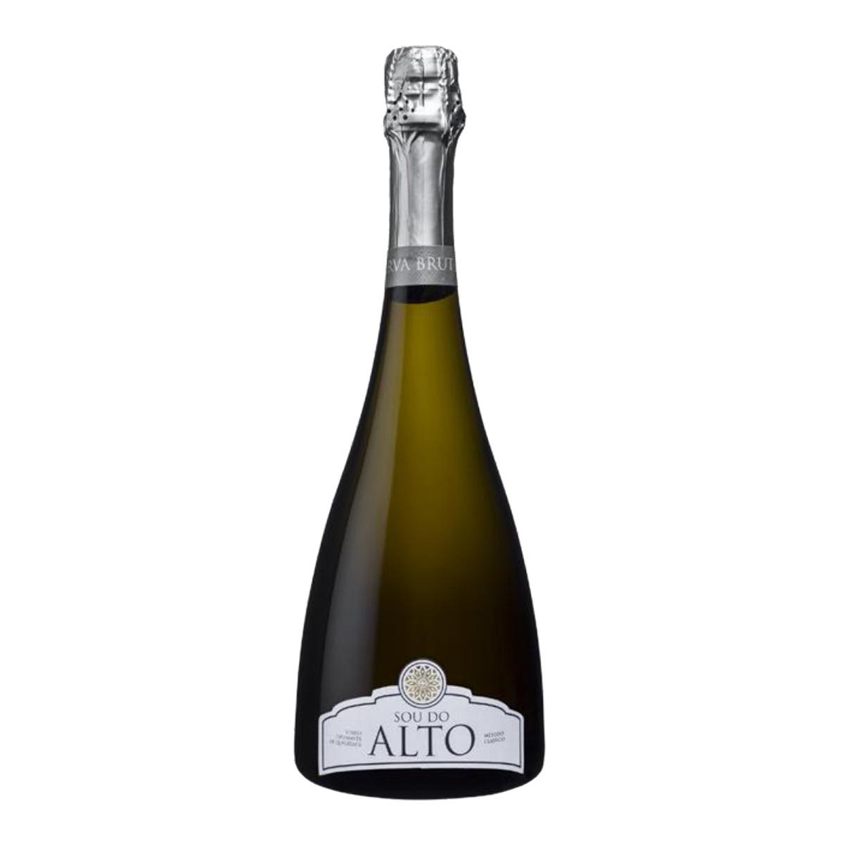葡萄牙Sou do Alto Reserve Brut DOC干白葡萄酒