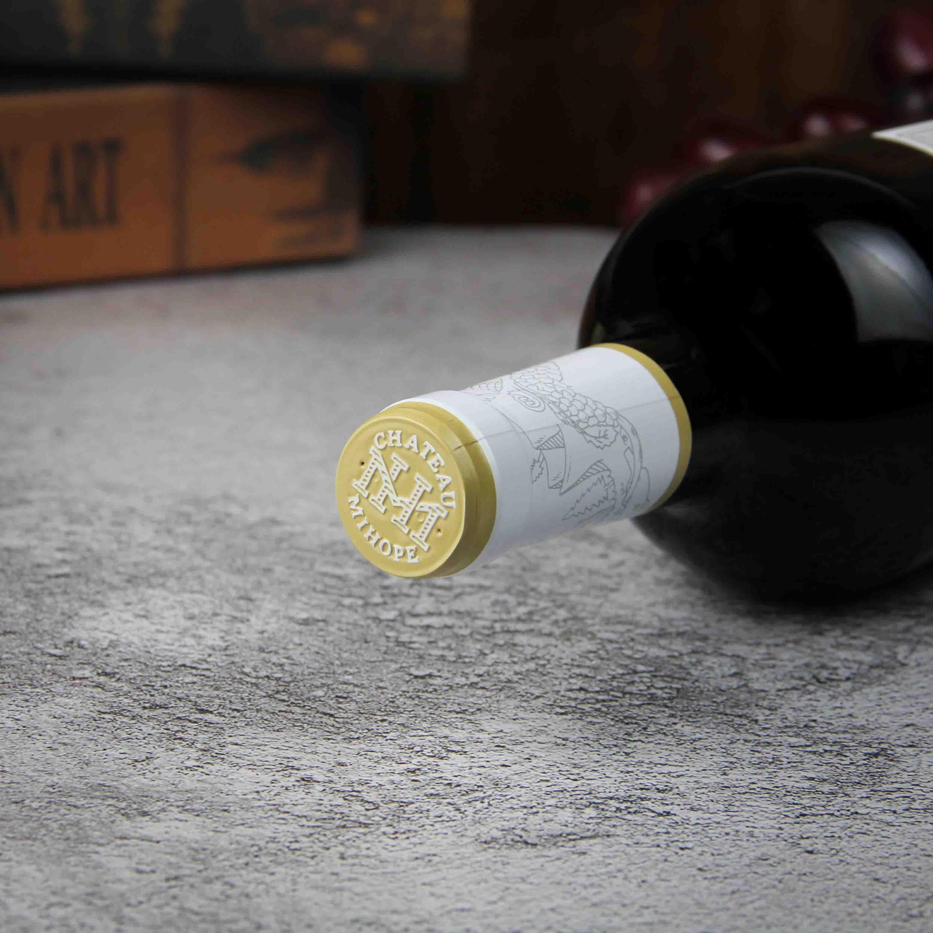 中国宁夏区美贺庄园尊享西拉干红葡萄酒