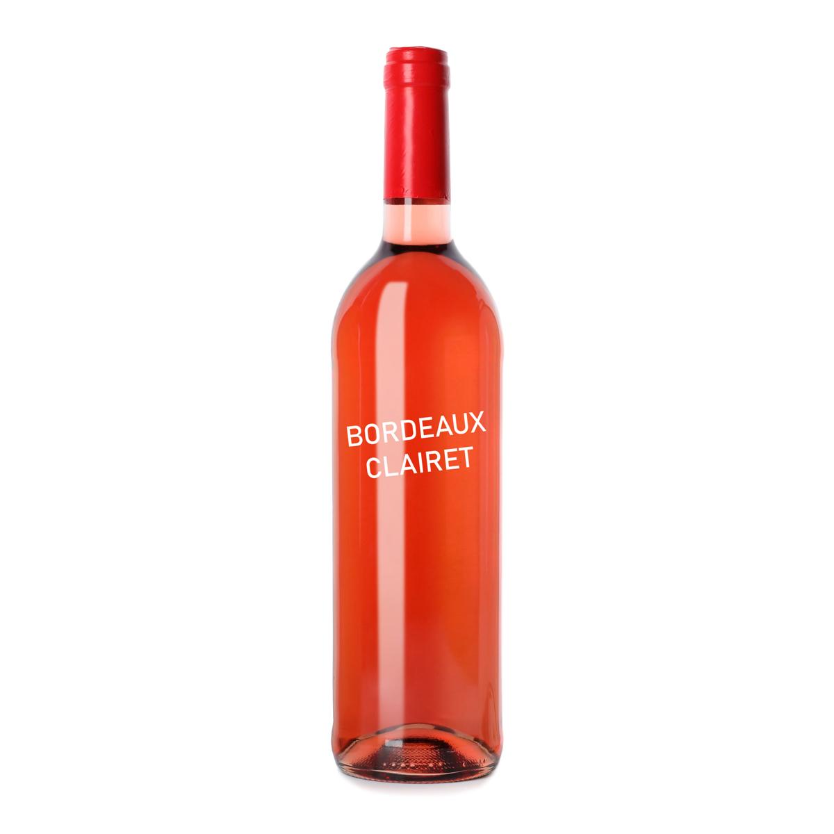 法国AOC Bordeaux clairet