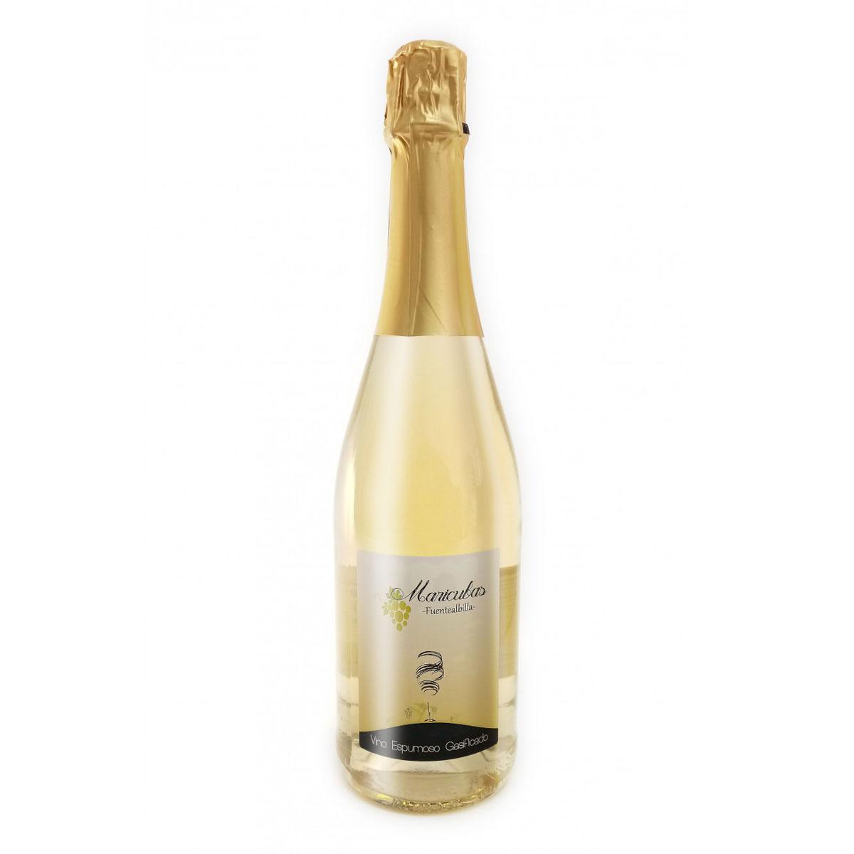 西班牙卡斯蒂亚-拉曼查中甜度气泡型白葡萄酒