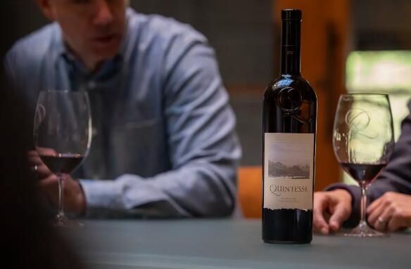 纳帕名庄Quintessa发布2018年份同名红葡萄酒