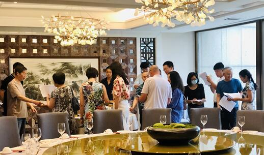 Decanter世界葡萄酒大赛高分中国酒品鉴会在烟台举办