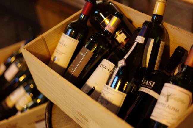 法国葡萄酒不光能喝 还能抗皱洁肤,这是真的吗?