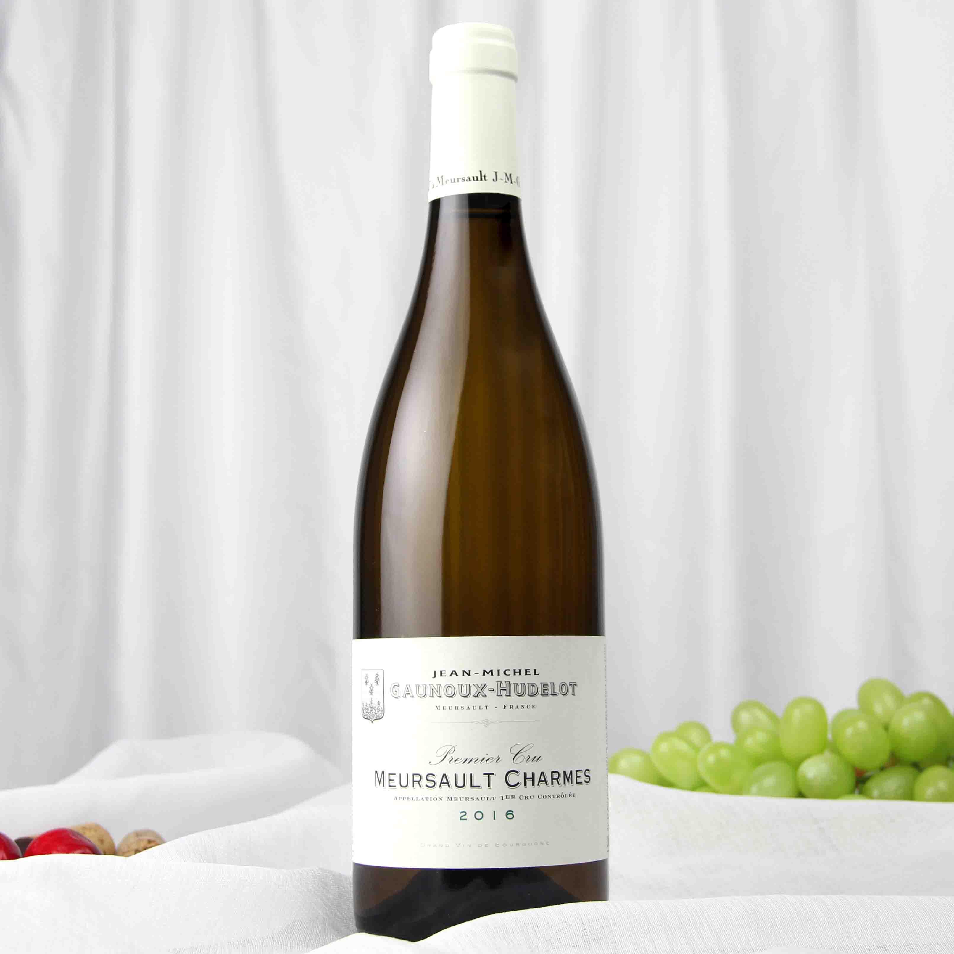 法国格鲁酒庄默尔索 香牡一级园白葡萄酒