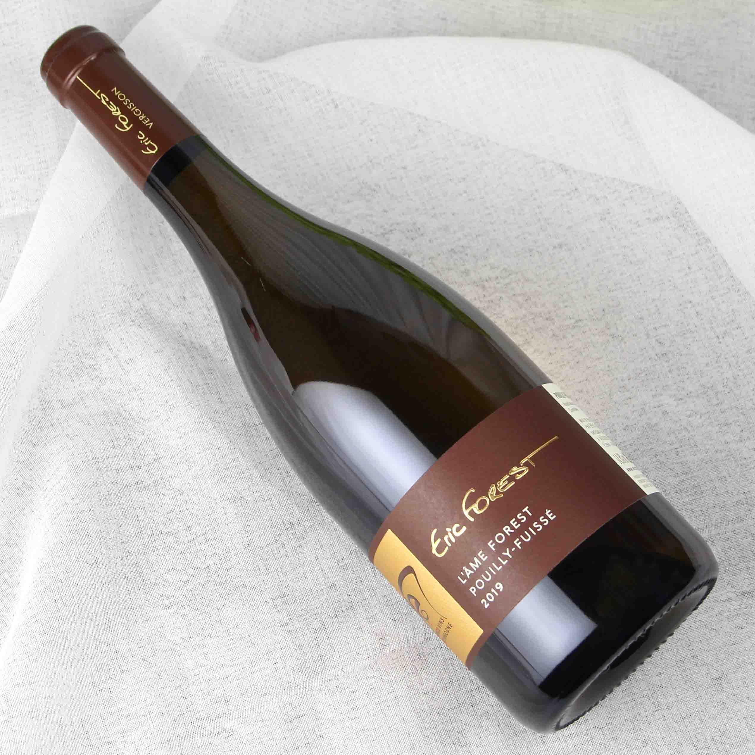 法国勃艮第富瑞酒庄 普依富塞村白葡萄酒