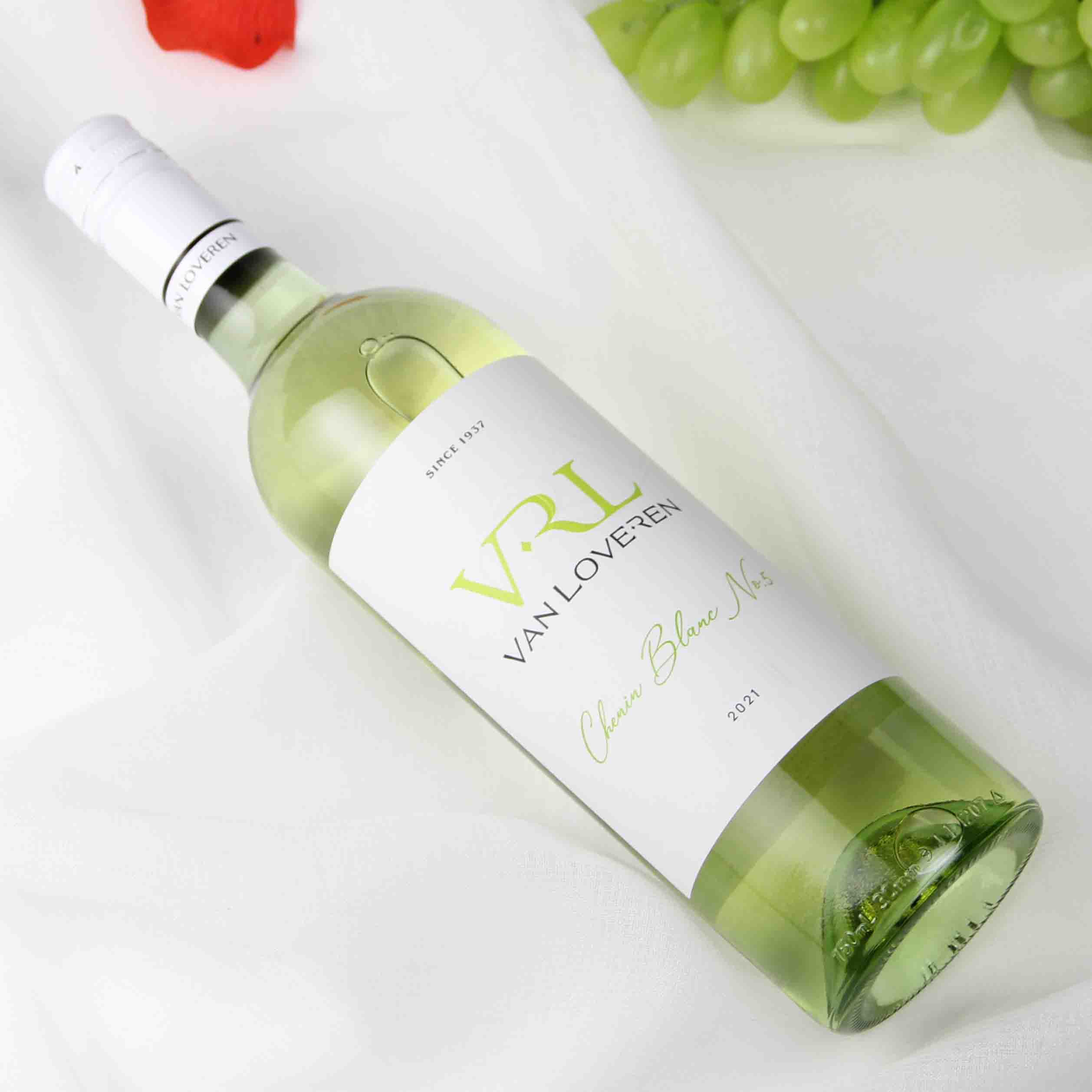 南非罗伯逊山谷梵劳伦酒庄白诗南干白葡萄酒