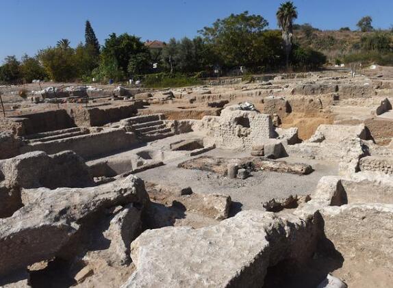 以色列考古部门发现一个1500年前葡萄酒厂遗迹