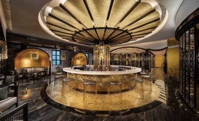 """""""老佛爷""""设计的最后一个酒店在澳门开业了"""