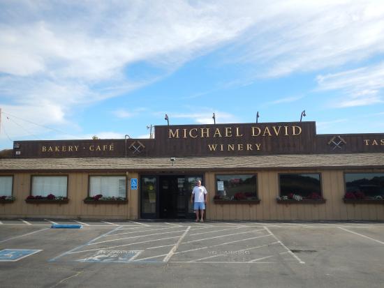 迈克尔大卫酒庄